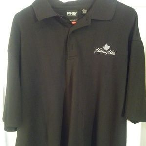 Mens Ping Polo Golf shirt